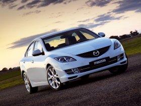 Ver foto 26 de Mazda 6 Sedan 2008