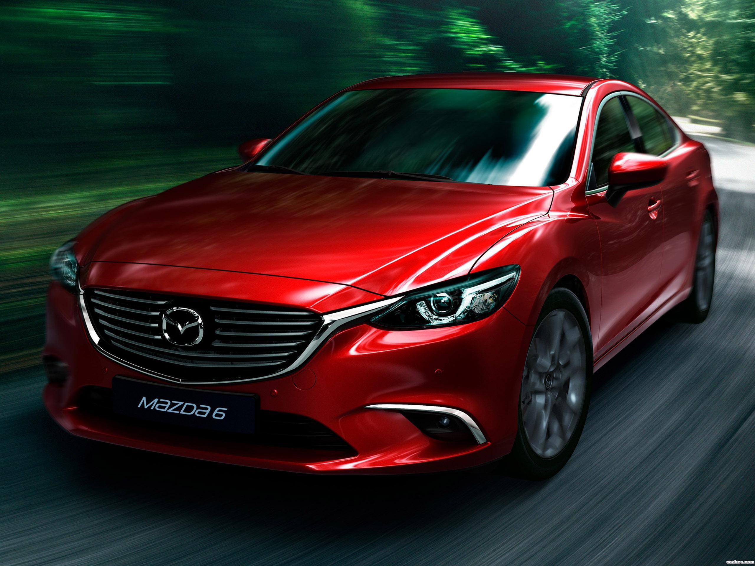 Foto 0 de Mazda 6 Sedan 2015