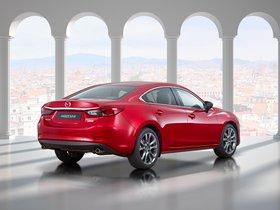 Ver foto 18 de Mazda 6 Sedan 2015