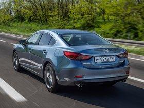 Ver foto 15 de Mazda 6 Sedan 2015