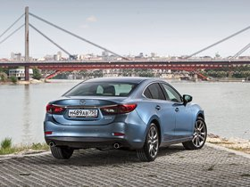 Ver foto 14 de Mazda 6 Sedan 2015
