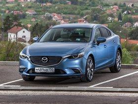 Ver foto 12 de Mazda 6 Sedan 2015