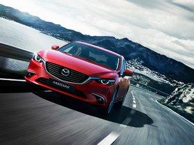 Ver foto 4 de Mazda 6 Sedan 2015