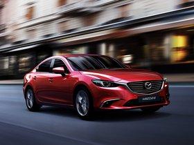 Ver foto 3 de Mazda 6 Sedan 2015
