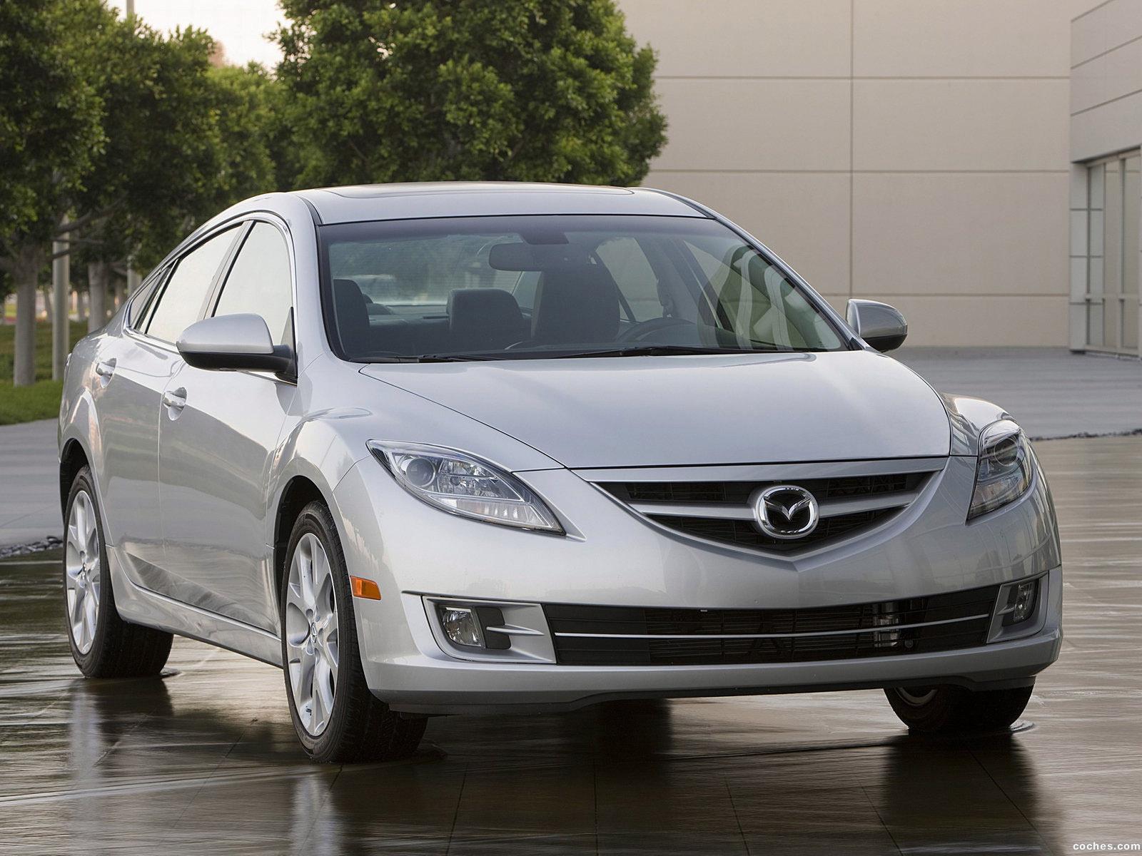 Foto 0 de Mazda 6 USA 2008