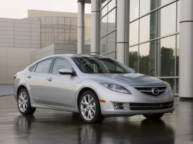 Ver foto 25 de Mazda 6 USA 2008