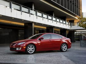 Ver foto 20 de Mazda 6 USA 2008