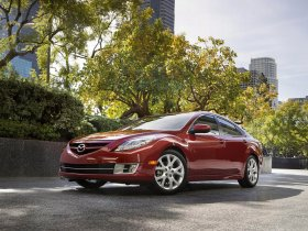 Ver foto 14 de Mazda 6 USA 2008