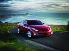 Ver foto 2 de Mazda 6 USA 2008