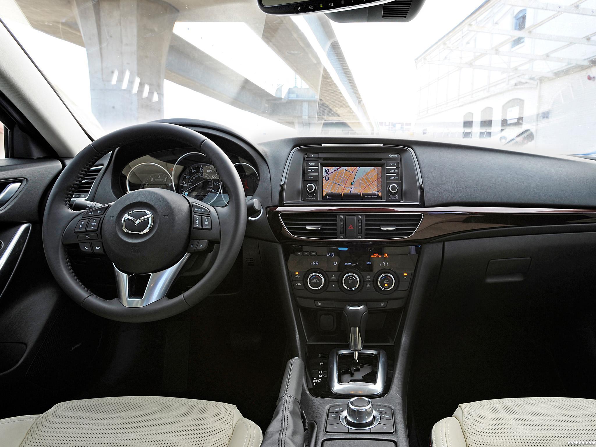 Foto 23 de Mazda 6 USA 2013