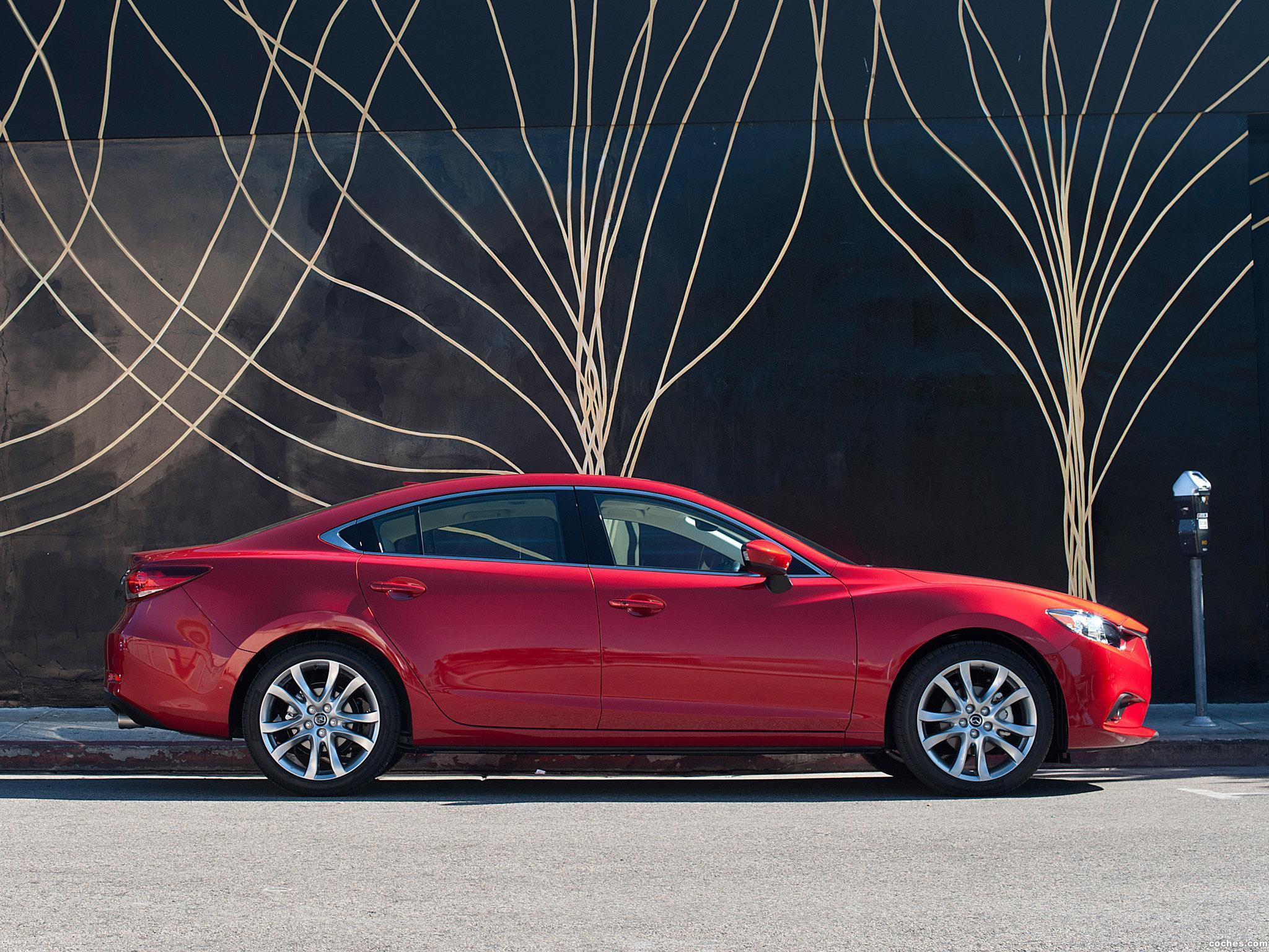 Foto 14 de Mazda 6 USA 2013