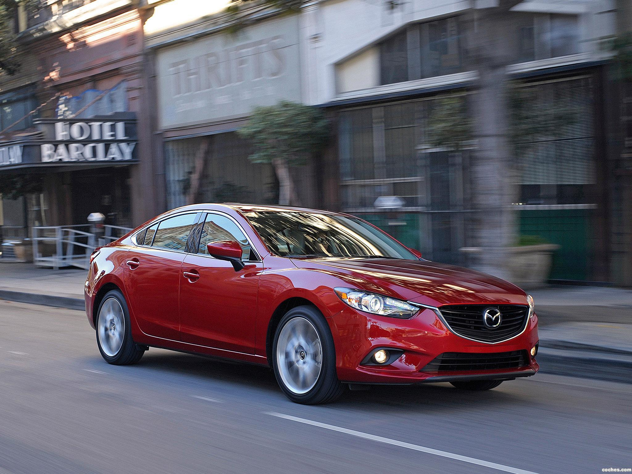 Foto 9 de Mazda 6 USA 2013