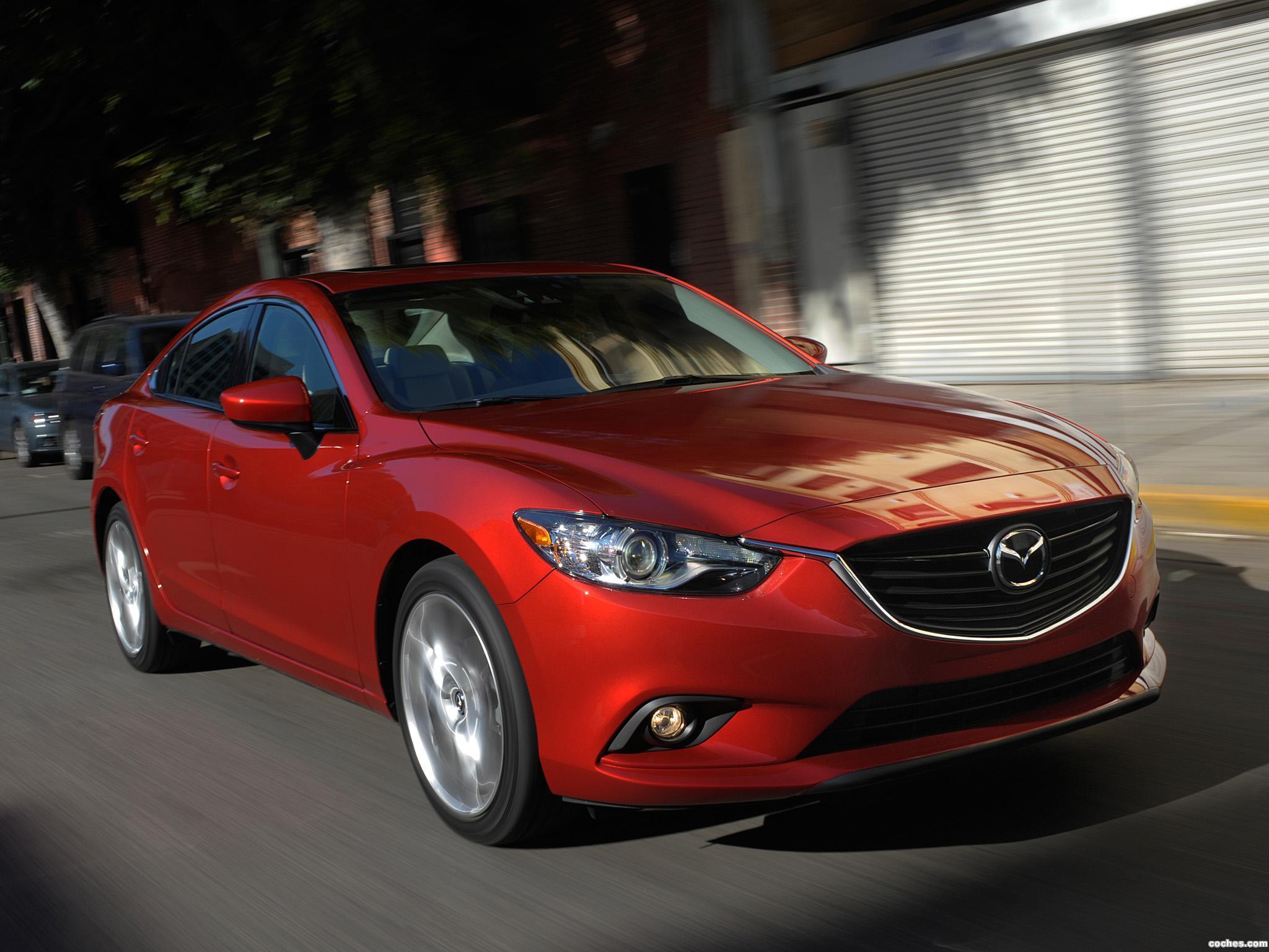 Foto 8 de Mazda 6 USA 2013