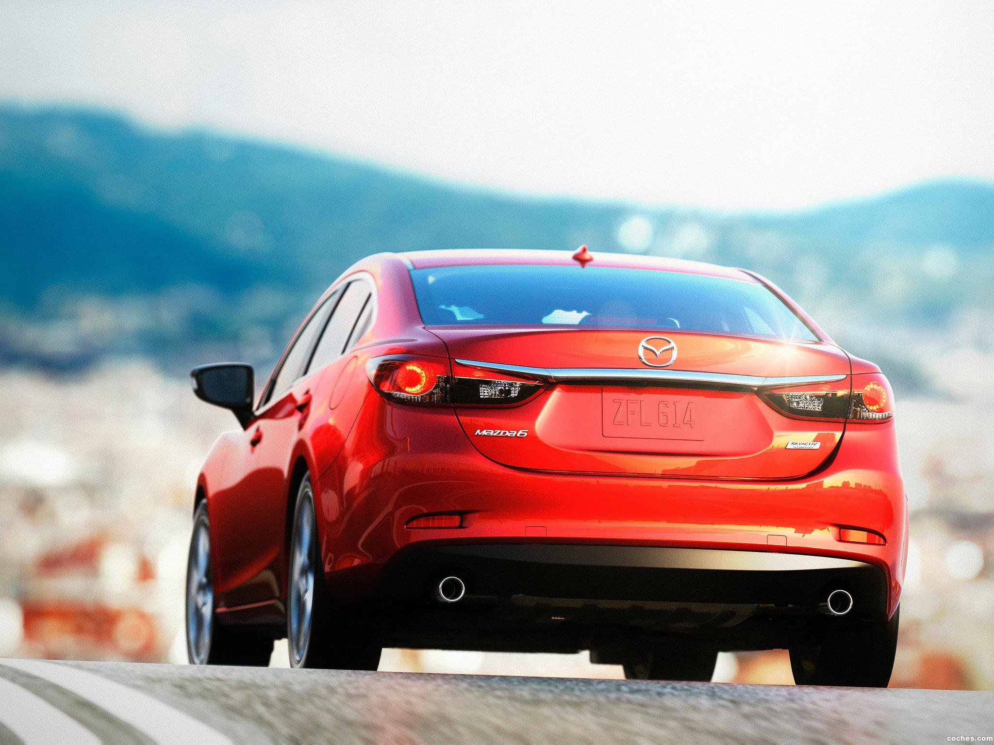 Foto 7 de Mazda 6 USA 2013