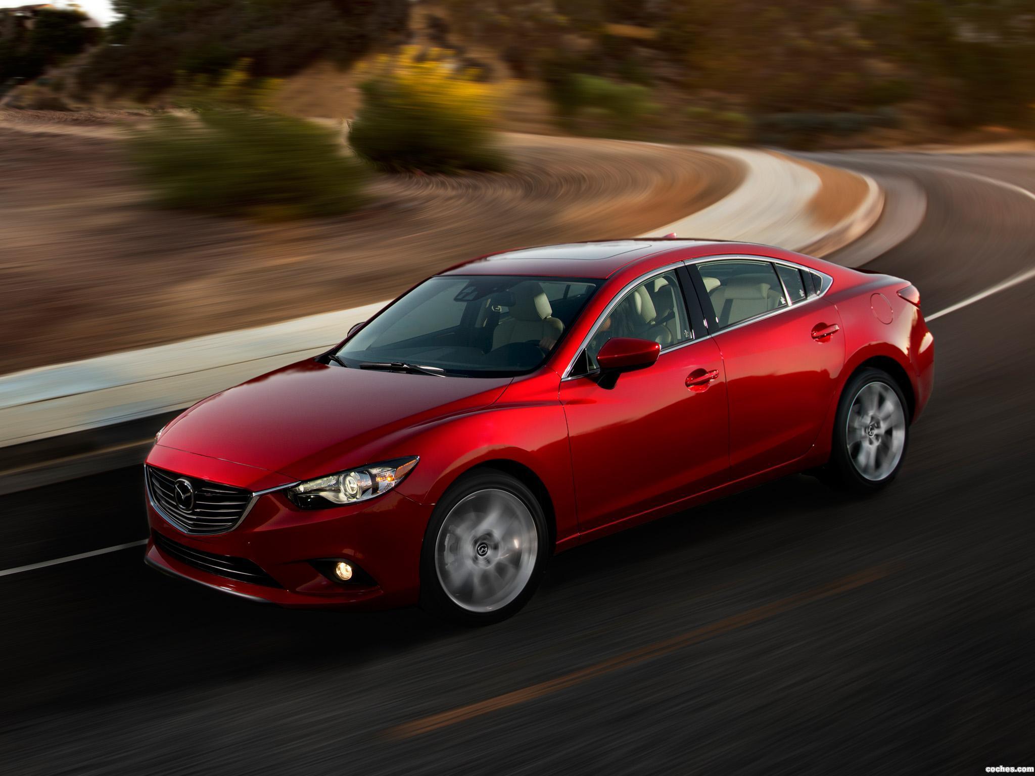Foto 6 de Mazda 6 USA 2013