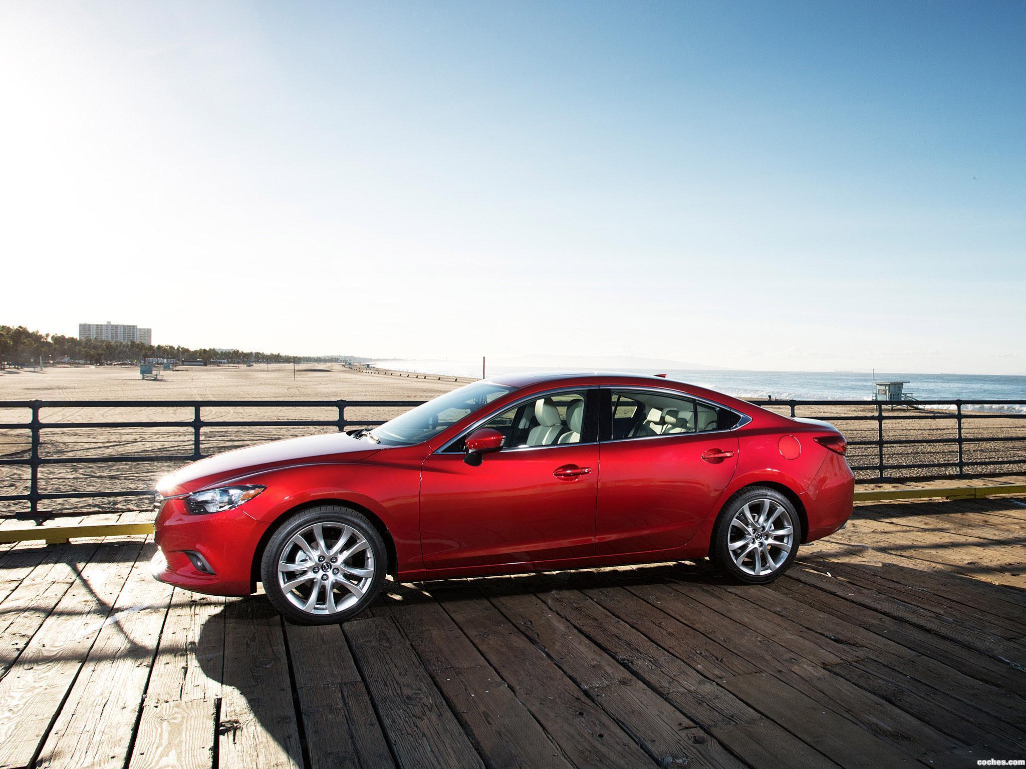 Foto 5 de Mazda 6 USA 2013