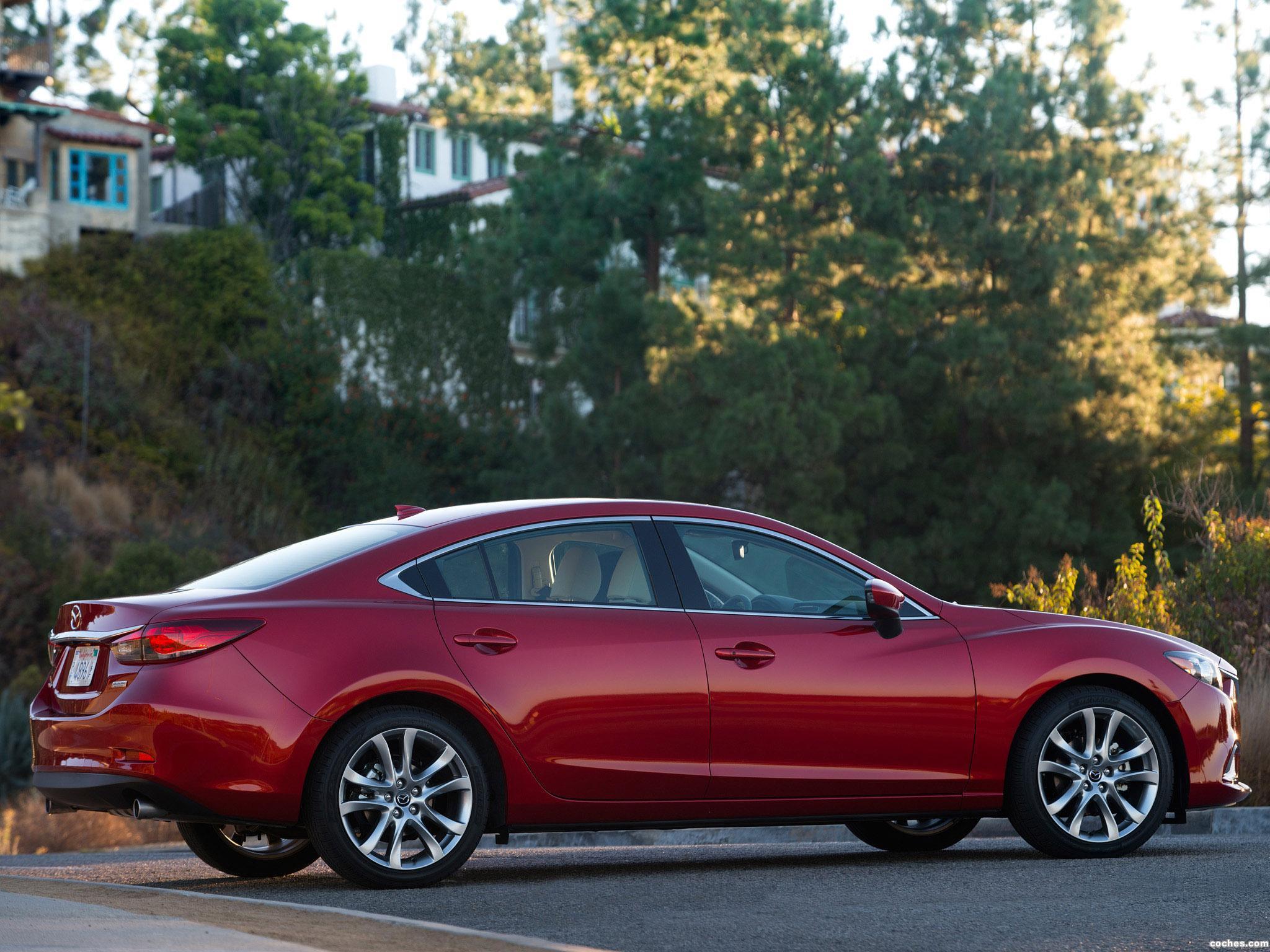 Foto 2 de Mazda 6 USA 2013