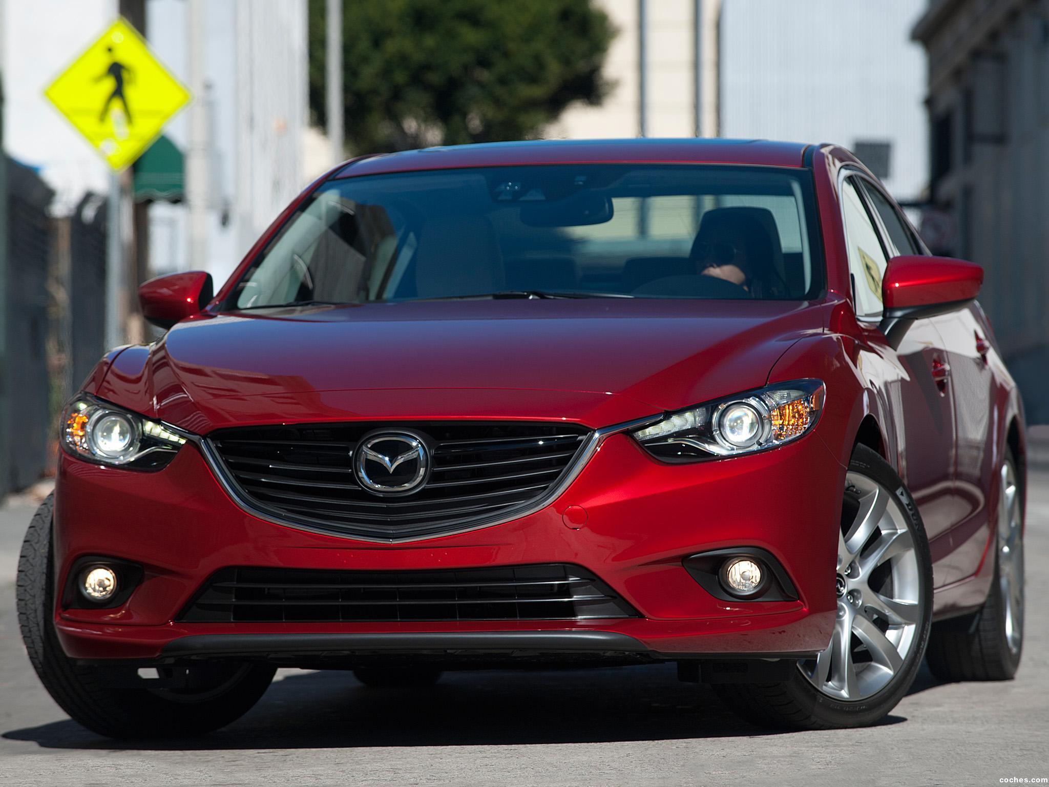 Foto 0 de Mazda 6 USA 2013