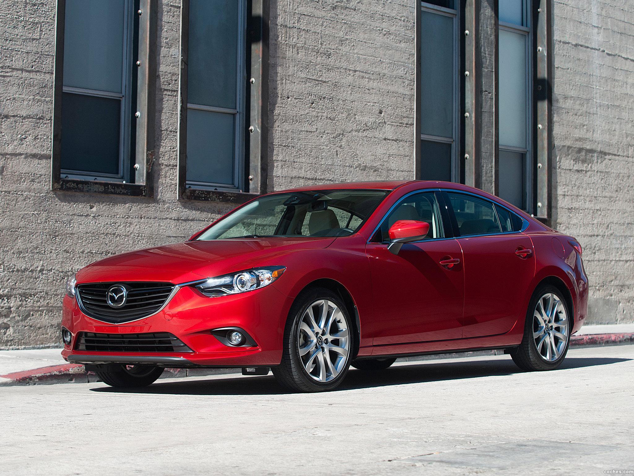 Foto 19 de Mazda 6 USA 2013