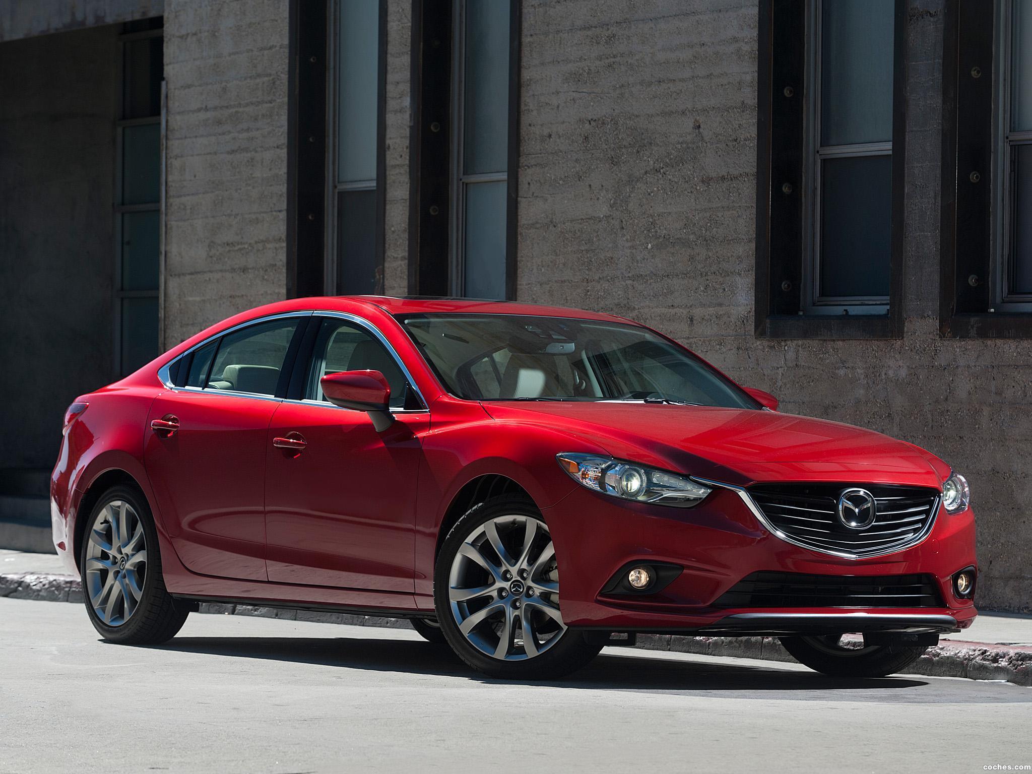 Foto 17 de Mazda 6 USA 2013