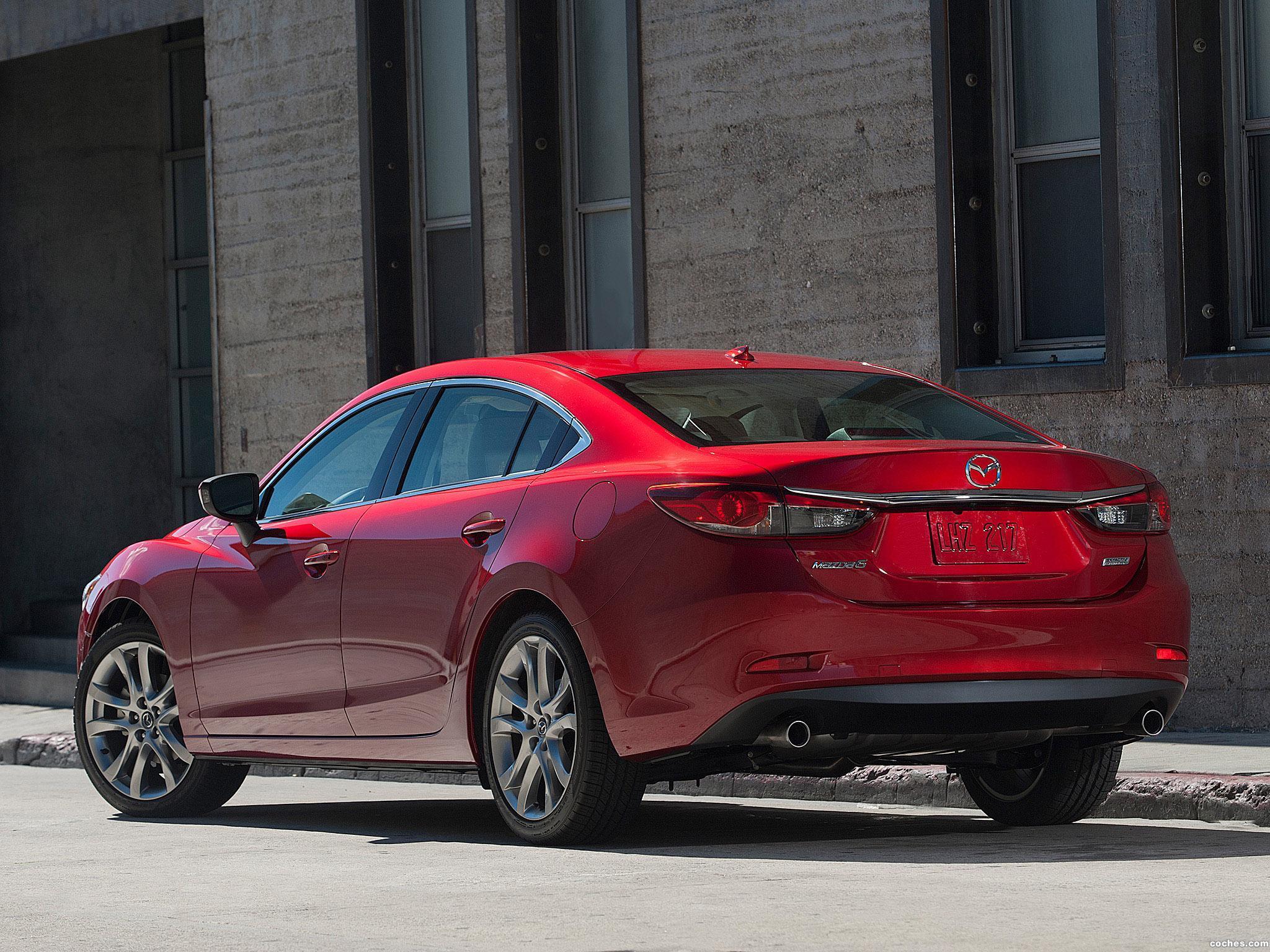 Foto 16 de Mazda 6 USA 2013