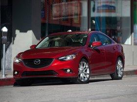 Ver foto 2 de Mazda 6 USA 2013