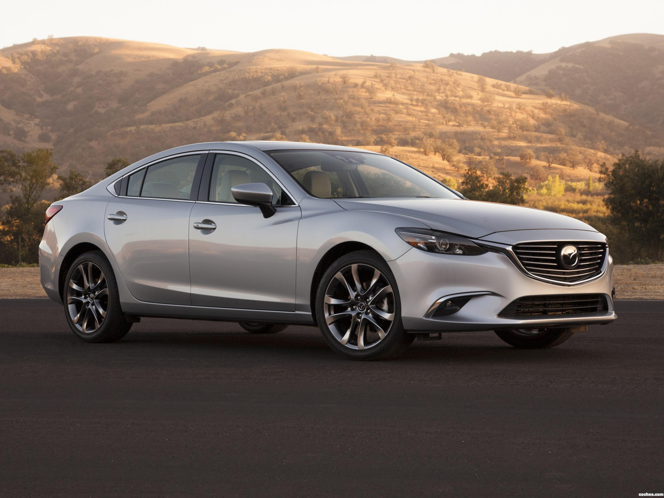 Foto 0 de Mazda 6 USA 2015