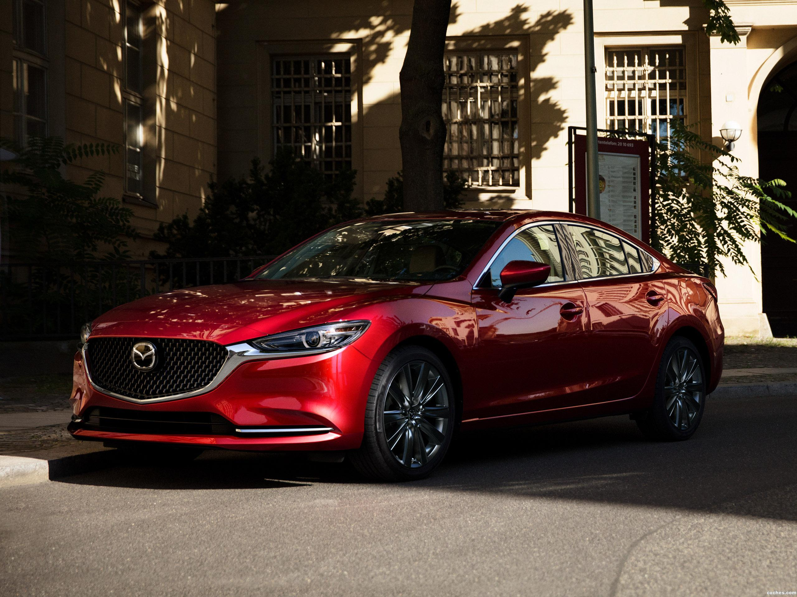 Foto 0 de Mazda 6 USA 2018
