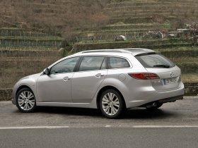Ver foto 13 de Mazda 6 Wagon 2008