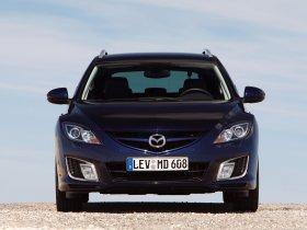 Ver foto 10 de Mazda 6 Wagon 2008
