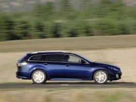 Ver foto 7 de Mazda 6 Wagon 2008