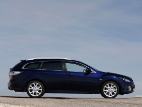 Ver foto 4 de Mazda 6 Wagon 2008