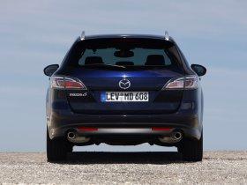 Ver foto 3 de Mazda 6 Wagon 2008