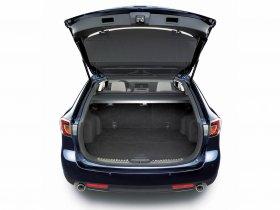 Ver foto 2 de Mazda 6 Wagon 2008