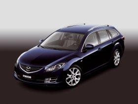 Ver foto 20 de Mazda 6 Wagon 2008