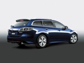 Ver foto 18 de Mazda 6 Wagon 2008