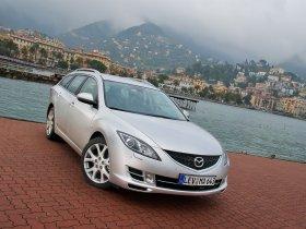 Ver foto 15 de Mazda 6 Wagon 2008