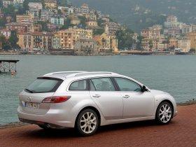 Ver foto 14 de Mazda 6 Wagon 2008