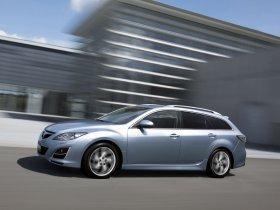 Ver foto 2 de Mazda 6 5 puertas 2010