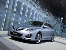 Ver foto 1 de Mazda 6 5 puertas 2010
