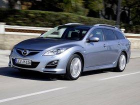 Ver foto 15 de Mazda 6 Wagon 2010