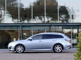 Ver foto 9 de Mazda 6 Wagon 2010