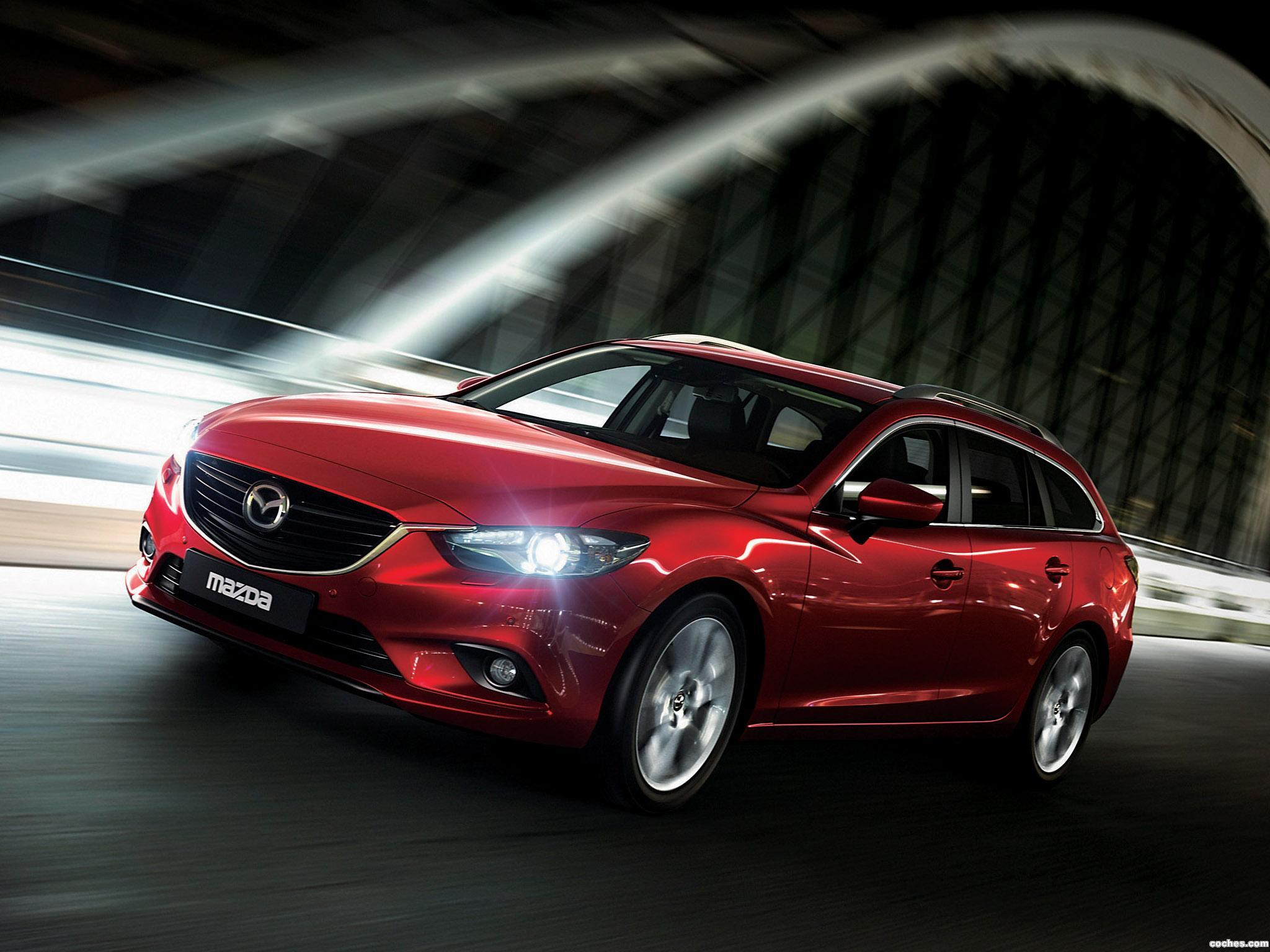 Foto 3 de Mazda 6 Wagon 2013