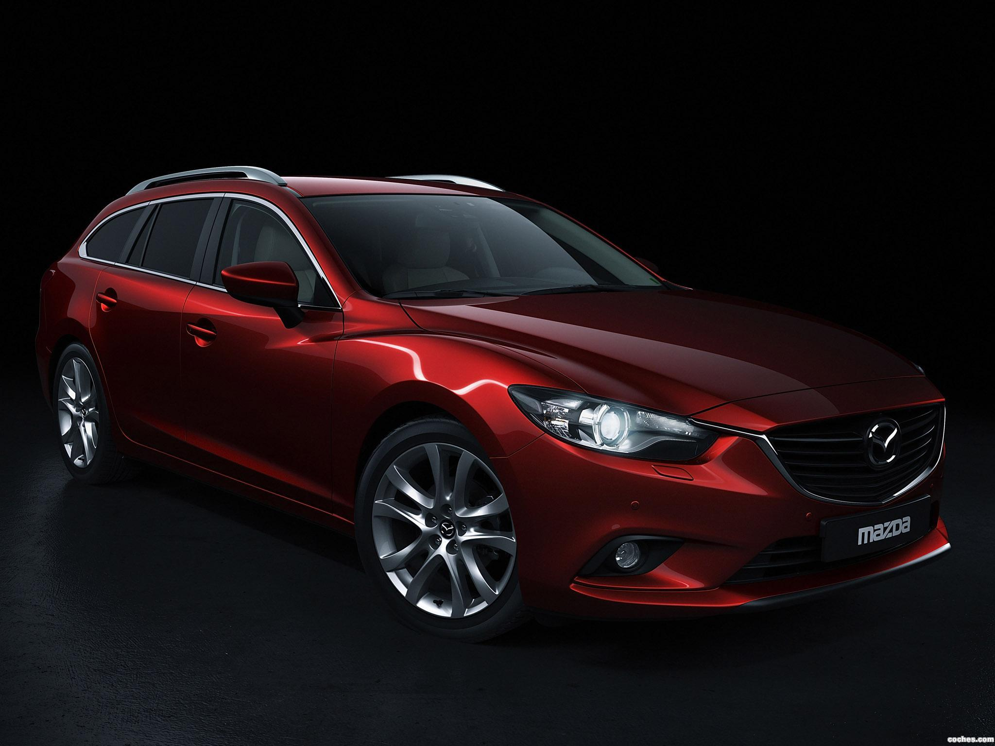 Foto 17 de Mazda 6 Wagon 2013