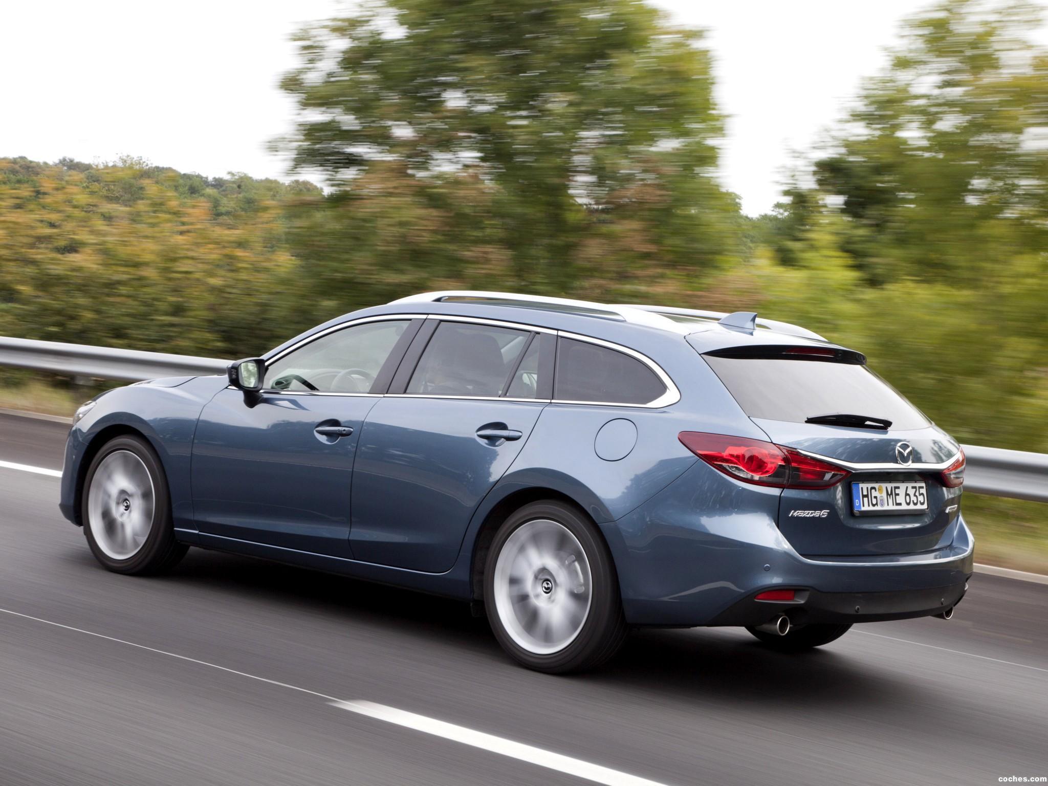 Foto 15 de Mazda 6 Wagon 2013
