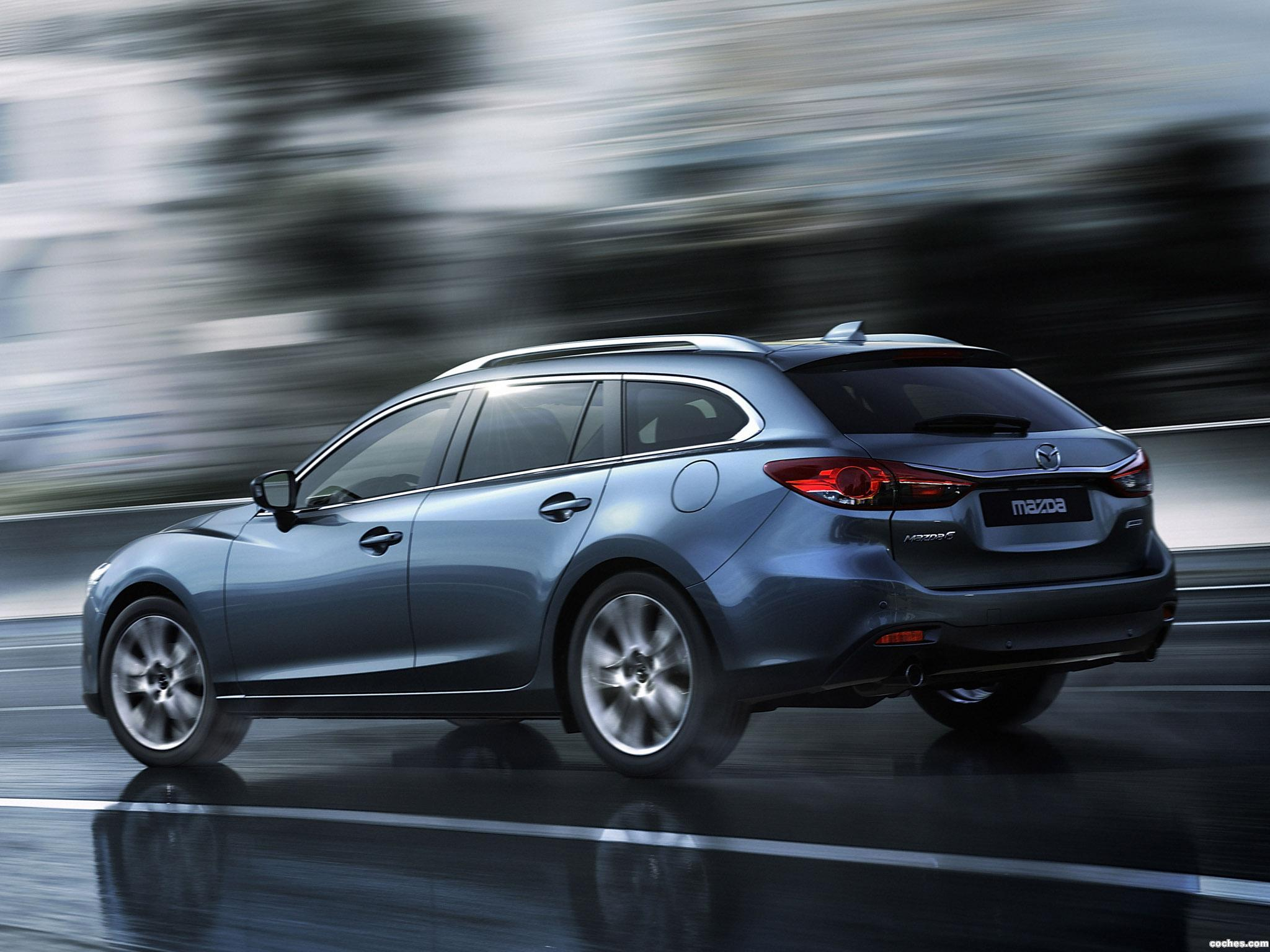 Foto 12 de Mazda 6 Wagon 2013