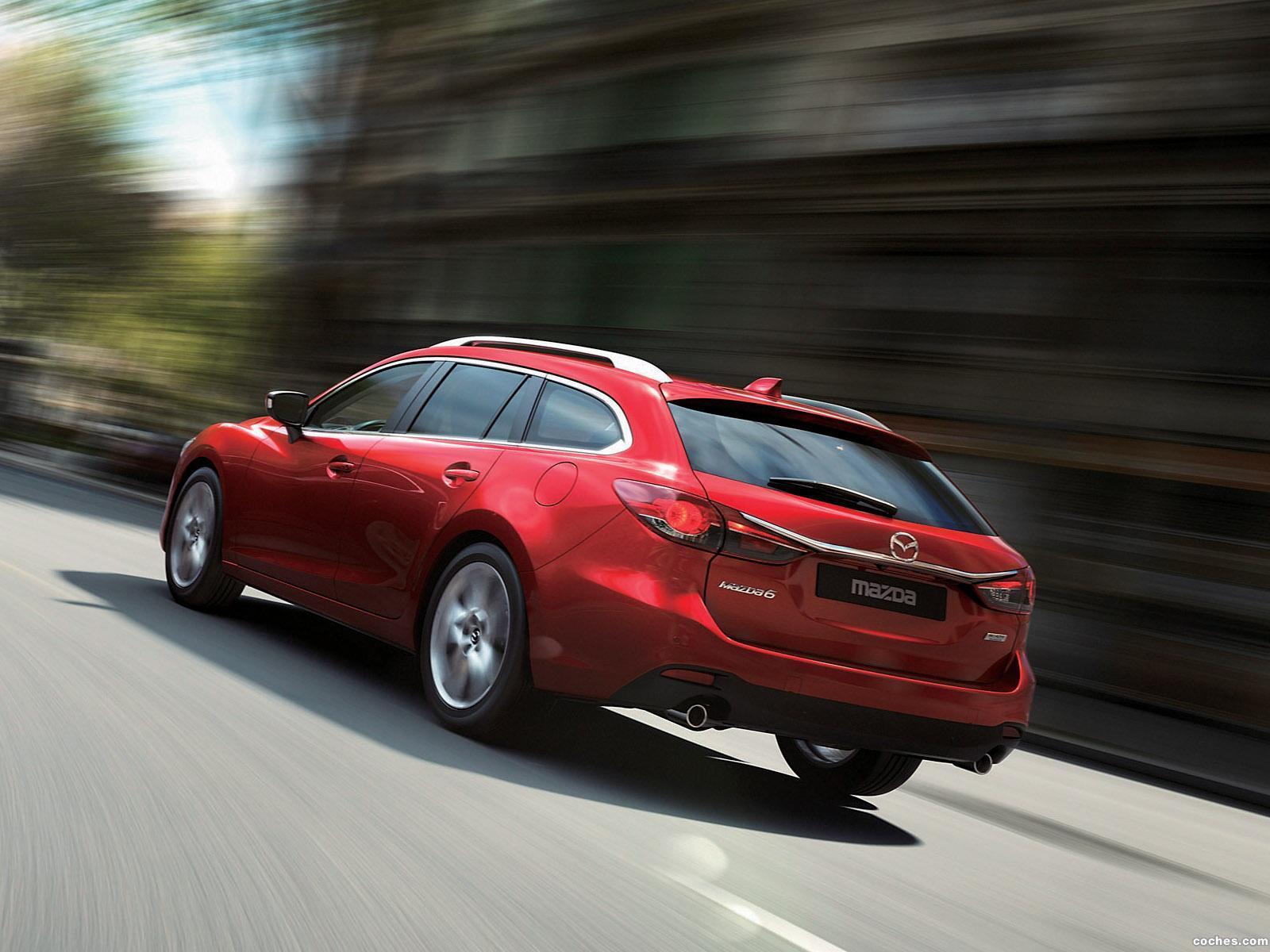 Foto 2 de Mazda 6 Wagon 2013