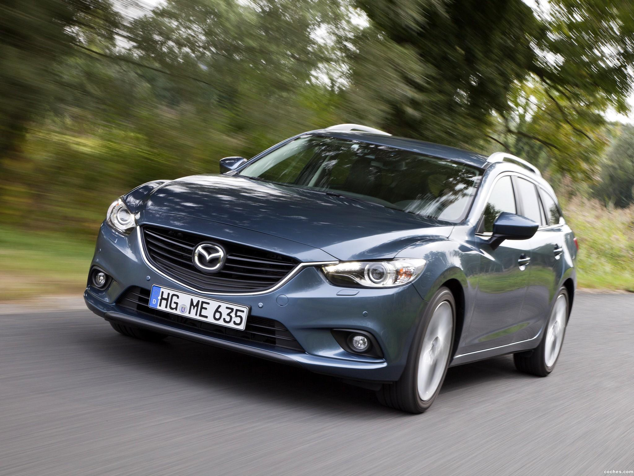 Foto 4 de Mazda 6 Wagon 2013