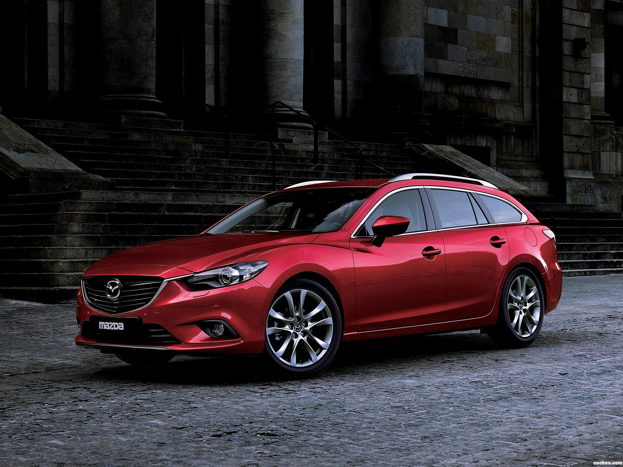 Foto 0 de Mazda 6 Wagon 2013