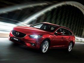 Ver foto 4 de Mazda 6 Wagon 2013